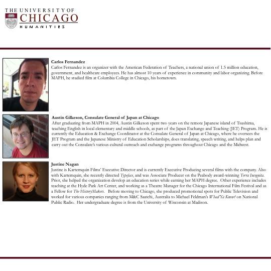 06 - Career Panel Bios2