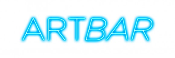 ARTBAR logo on white rgb