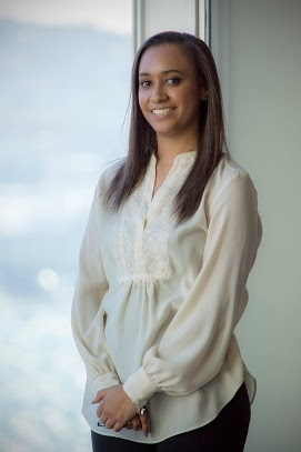 MAPH alumna Breahna Wilson (MA '13)