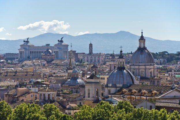 Rome_Skyline