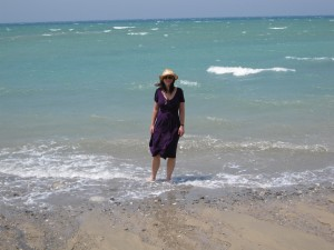 Emily in the Red Sea