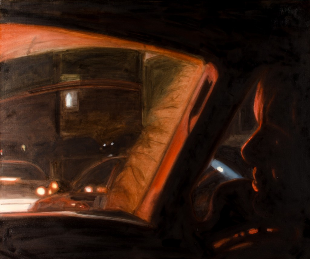 """Night Driving"" by Gwendolyn Zabicki"