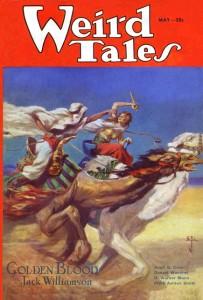 Weird Tales Cover-1933-05