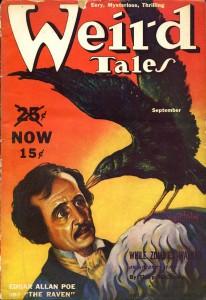 weird tales poe