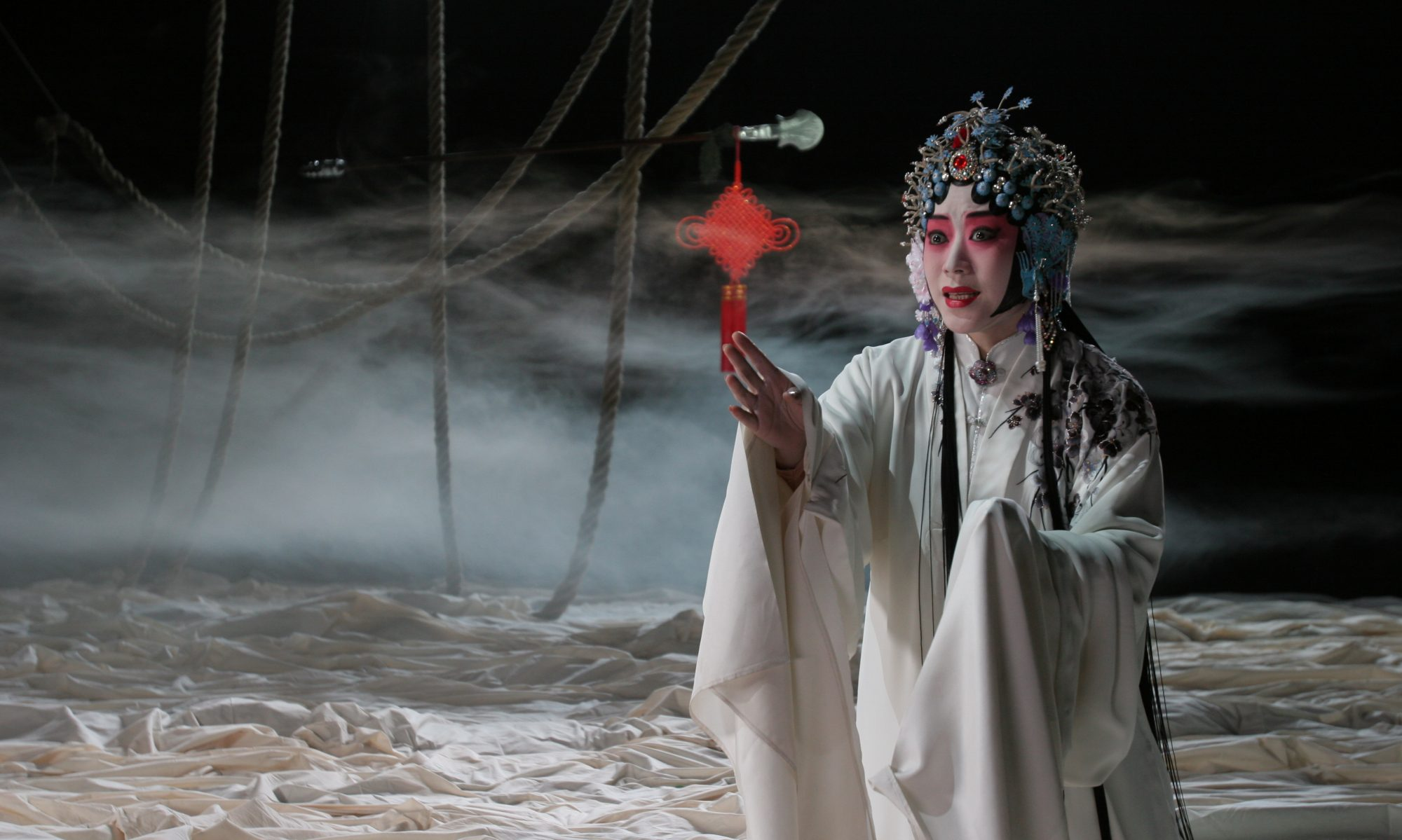 Connecting the Dots Through Guo Baochang: Contemporary Chinese Opera, Film, TV
