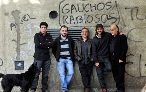 Pablo Aslan Quintet