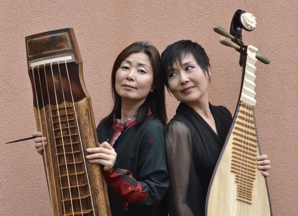 JIn Hi Kim & Min Xiao-Fen