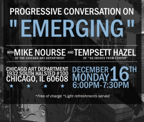 "Progressive Conversations, ""EMERGING"""