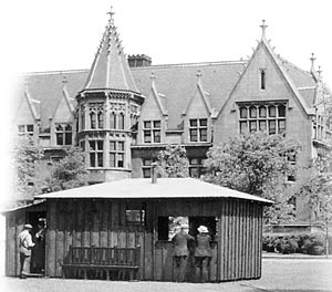 The University of Chicago's first Coffee Shop