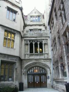 Classics Building