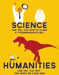 science humanities dinosaur