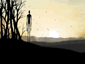 Slenderman___An_Autumn_Wind_by_Hyperactive_Nutcase