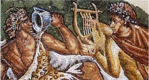 roman-feast