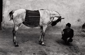 Josef Koudelka. Romania, from the series Gypsies, 1968