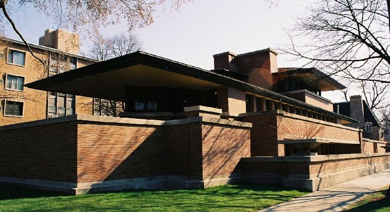Frank-Lloyd-Wright-Robie-House