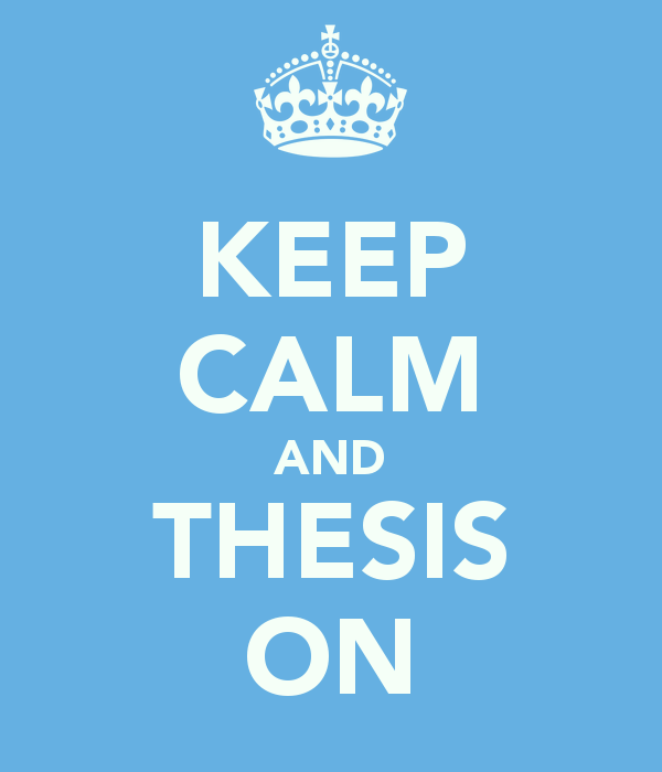 thesis and dissertation writing a modular approach