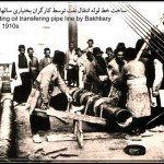 5-Khuzestan-Laying Pipelines-1910s