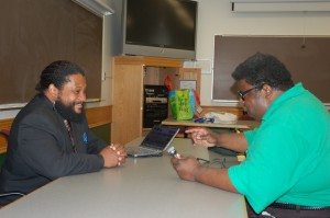 Nathaniel McLin interviews Dr. Tyrone Hayes.