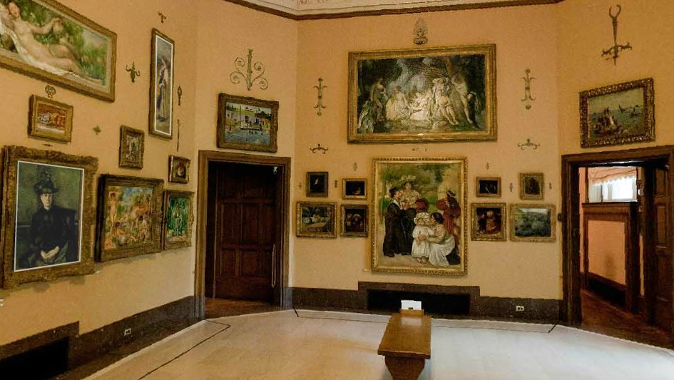 Interactive Tour of the Barnes Foundation