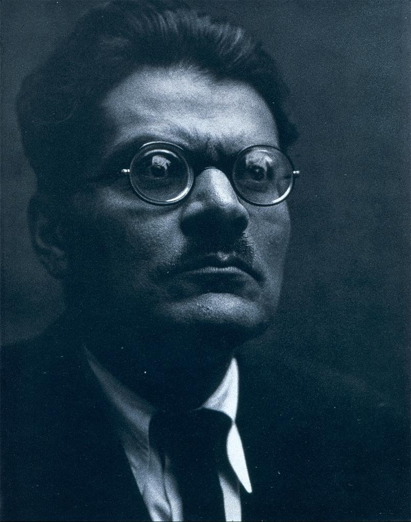 Jose Clemente Orozco, by Edward Weston