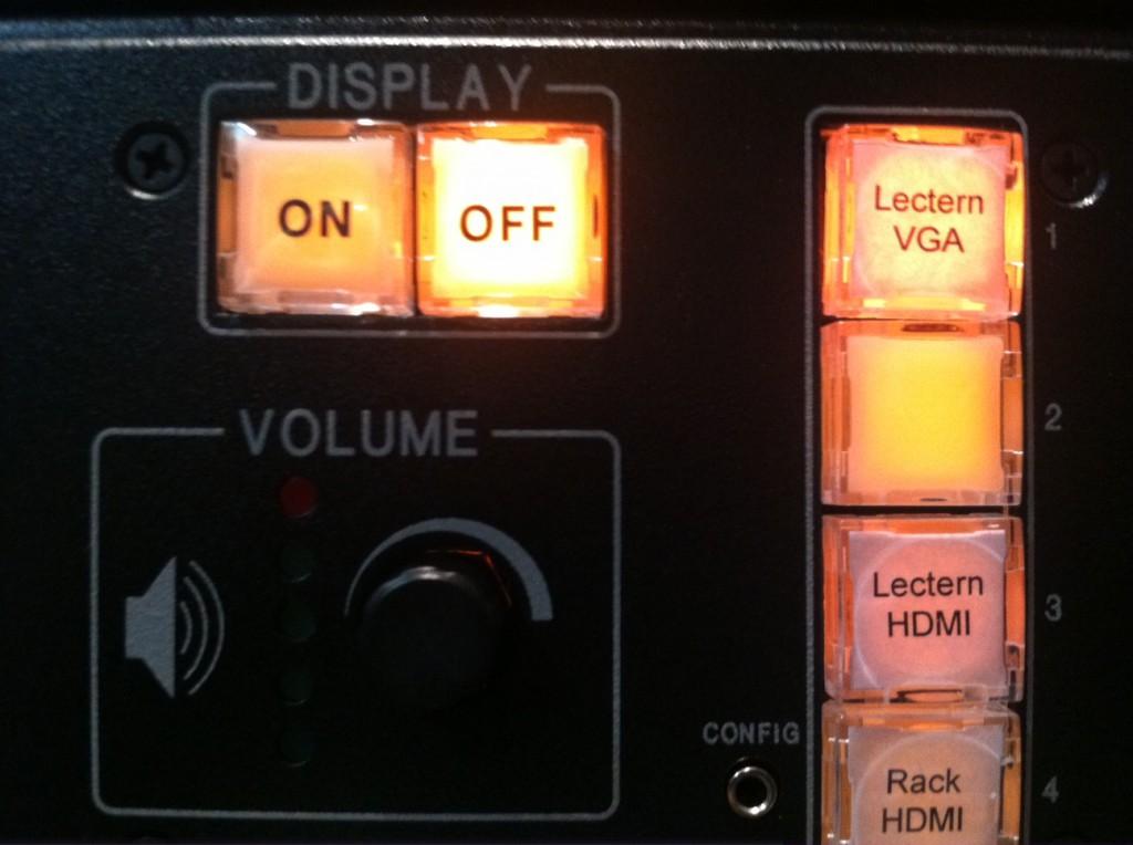 CWAC media cabinet equipment panels