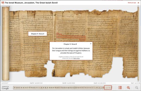 The Great Isiah Scroll