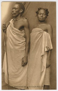 A Couple in Madagascar, NYPL