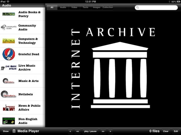 Internet Archive Companion