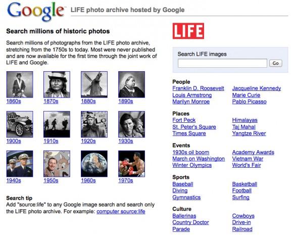 LIFE google