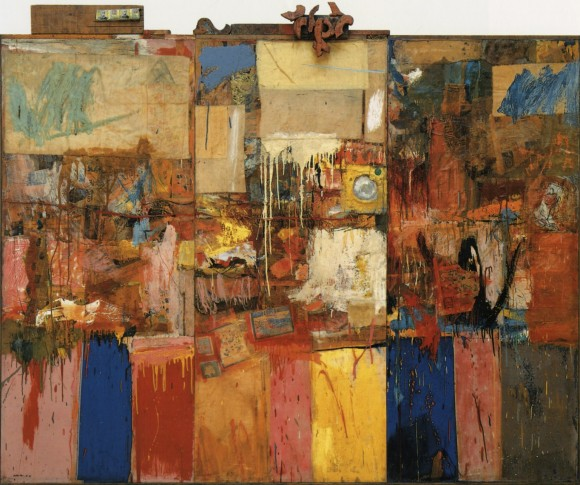 Collection by Robert Rauschenberg